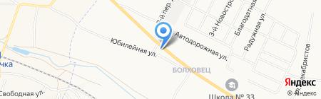 Red House на карте Белгорода