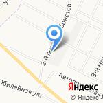 Дорожно-строительное управление №6 на карте Белгорода