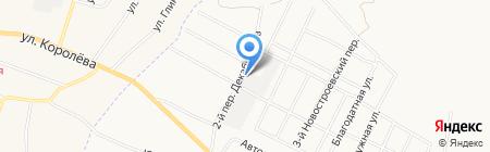 Белгородэнергоремонт на карте Белгорода