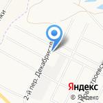 Группа-Ост на карте Белгорода