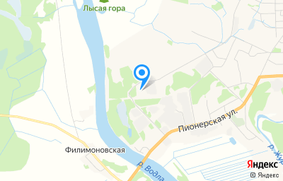 Местоположение на карте пункта техосмотра по адресу Респ Карелия, г Пудож, ул Пионерская, д 85А