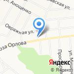 Альянс на карте Белгорода