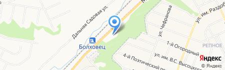 АГЗС Газпром на карте Белгорода