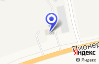 Схема проезда до компании ЖКХ ПУДОЖСКОЕ в Пудоже