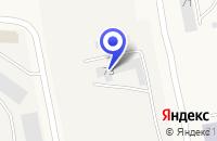 Схема проезда до компании ПТФ ВОСХОД в Пудоже