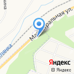 Шамбала на карте Белгорода
