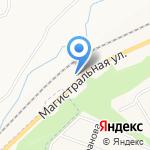 Семь Ветров на карте Белгорода