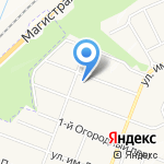 Нянюшка на карте Белгорода
