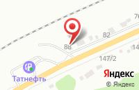 Схема проезда до компании Мир срубов в Белгороде