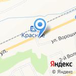 Таисия на карте Белгорода