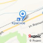 АрендаСтройТорг на карте Белгорода