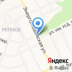 Компания по установке межкомнатных дверей на карте Белгорода