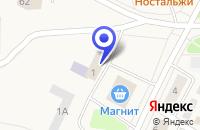 Схема проезда до компании ПТФ ОНЕГО в Пудоже