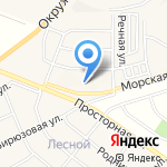 Таун парк Европа на карте Белгорода