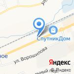 Триумф на карте Белгорода