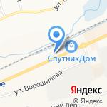 Citroen на карте Белгорода