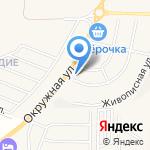 Автоцентр на карте Белгорода