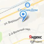 Альта-профиль на карте Белгорода