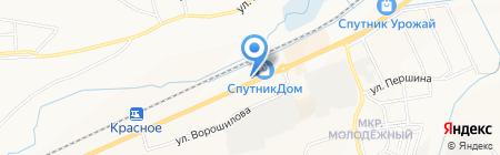 РФ Сервис на карте Белгорода