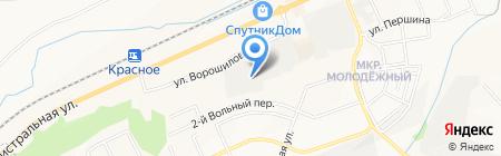 Торгово-производственная компания на карте Белгорода