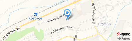 Дормастер 31 на карте Белгорода