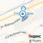 Сельхозэлектро на карте Белгорода
