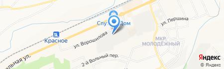 Проект Да Винчи на карте Белгорода