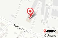 Схема проезда до компании Главспецснаб в Белгороде