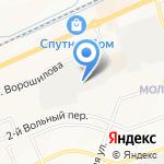 Отдел Рекламы и Дизайна на карте Белгорода
