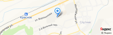 Главное Хвост на карте Белгорода