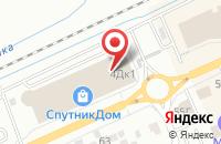 Схема проезда до компании Торэкс в Белгороде