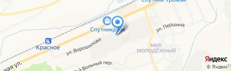 Техно Энерджи на карте Белгорода