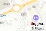 Схема проезда до компании Evak31 в Белгороде