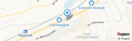 Чудо Мамы на карте Белгорода
