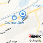 Фамильный на карте Белгорода