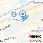 BRC gas service на карте Белгорода