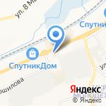 Автоимпорт на карте Белгорода