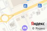 Схема проезда до компании Белгородский завод металлоизделий в Белгороде