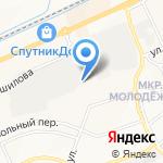 КвадроКом на карте Белгорода