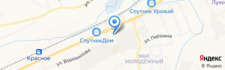 Мир на карте Белгорода