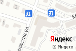 Схема проезда до компании Лапотун в Белгороде