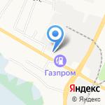 Октябрьский районный суд на карте Белгорода