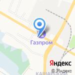 Стройкорпорация на карте Белгорода