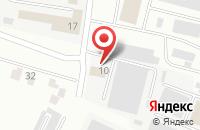 Схема проезда до компании Капитал-Прок-Черноземье в Белгороде