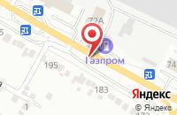 Схема проезда до компании МОСМО Стройкорпорация в Белгороде