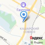 Детский сад №65 на карте Белгорода