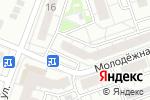 Схема проезда до компании Арбат в Белгороде