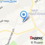 Сладкая Жизнь на карте Белгорода