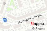 Схема проезда до компании Визави в Белгороде