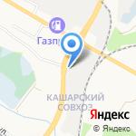 АвтоДРУГ на карте Белгорода
